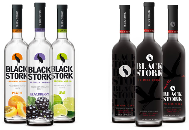 Black Stork Premium Vodka