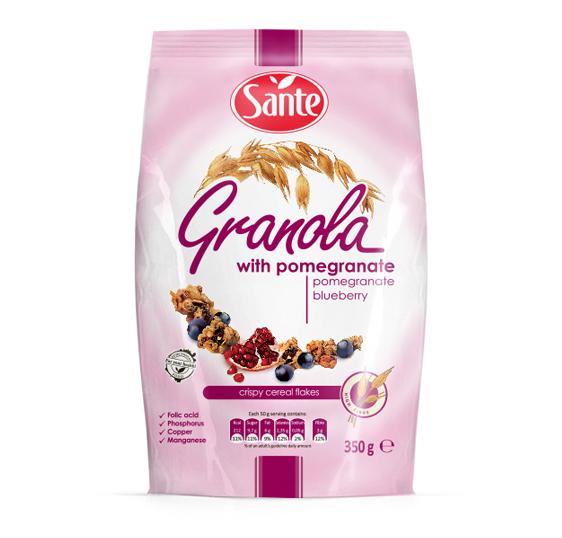 sante granola