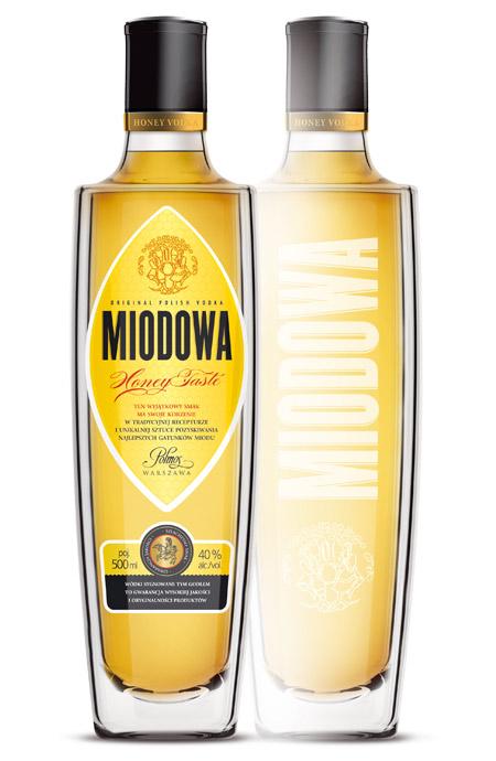 Wódka Miodowa