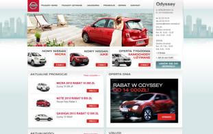 Odyssey Nissan