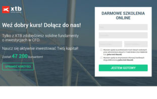 XTB Online Trading